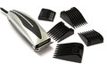 Hair clipper tool with guides Royalty Free Stock Photos