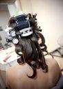 Vlasy v valce