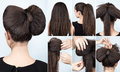 Hairstyle With Rippled Hair Tu...