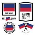 Haiti quality label set for goods
