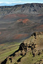 Haleakala Crater - Maui Royalty Free Stock Images