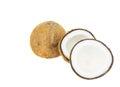 Half Coconut III