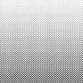 Halftone Background. Vintage Points Backdrop. Distressed Black a