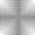 Halftone dotted background. Halftone effect vector pattern.