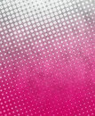 Halftone pattern background Stock Images
