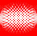 Halftone sphere Stock Photos