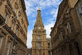 Halifax town hall Royalty Free Stock Photo