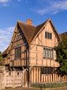 Hall's Croft in Stratford on Avon Royalty Free Stock Photo