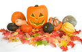 Halloween Arrangement Stock Image