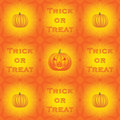 Halloween background trick or treat Stock Photo