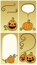 Halloween backgrounds Stock Image