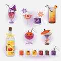 Halloween beverage