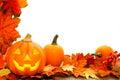 Halloween border