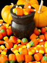 Halloween Candies Royalty Free Stock Image