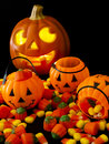 Halloween Candies Stock Photography