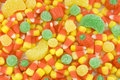 Halloween Candy Background Stock Photography