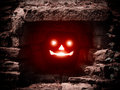 Halloween Cave Royalty Free Stock Images