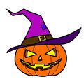Halloween character  cartoon. Royalty Free Stock Image