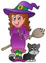 Halloween character image 1 Royalty Free Stock Photography