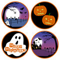 Halloween Clip Art Stock Photography