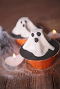 Halloween confection close up on Royalty Free Stock Image