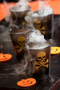 Halloween, Deadly Shot Royalty Free Stock Photos