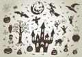 Halloween Decoration Set: Pump...