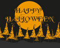 Halloween feliz Foto de Stock Royalty Free