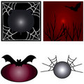 Halloween graphics Stock Photo