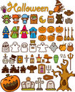 Halloween Holiday Design Element Royalty Free Stock Photo