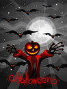 Halloween illustration Stock Images