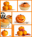 Halloween Montage Royalty Free Stock Image