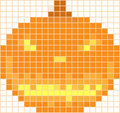 Halloween mosaic Royalty Free Stock Photo
