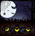 Halloween nightmare Royalty Free Stock Photo