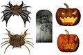 Halloween Pack Royalty Free Stock Images