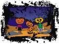 Halloween party games Royalty Free Stock Images