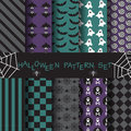 Halloween Pattern Set 13