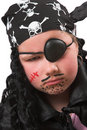 Halloween pirate Stock Photography