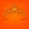 Halloween Princess Crown Stock Photography