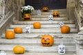 Halloween Pumpkin Decoration O...