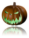 Halloween - Pumpkin - isolated Royalty Free Stock Photo
