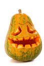 Halloween pumpkin scary jack o lantern Royalty Free Stock Images