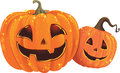 Halloween pumpkins this image is a vector illustration and can be scaled to any size without loss of resolution you will need a Royalty Free Stock Images