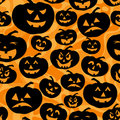 Halloween seamless pattern Royalty Free Stock Photography