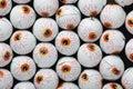 Halloween treats chocolate candy eyeballs for Royalty Free Stock Photography