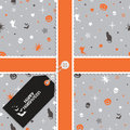 Halloween wrapping Royalty Free Stock Images
