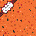 Halloween wrapping Royalty Free Stock Photos