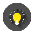 Halogen lightbulb icon.