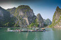 Halong bay,Vietnam Stock Photo