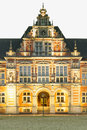 Hamburg, City Hall Of District...